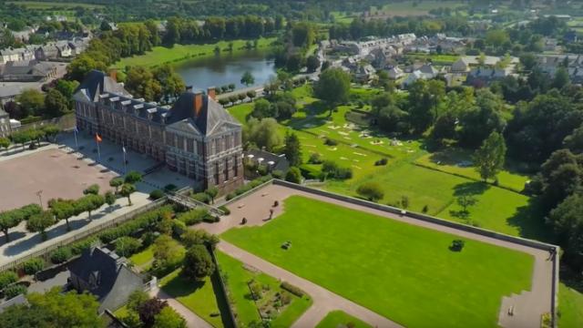 Chateau Torigny les villes - Saint Amand 3