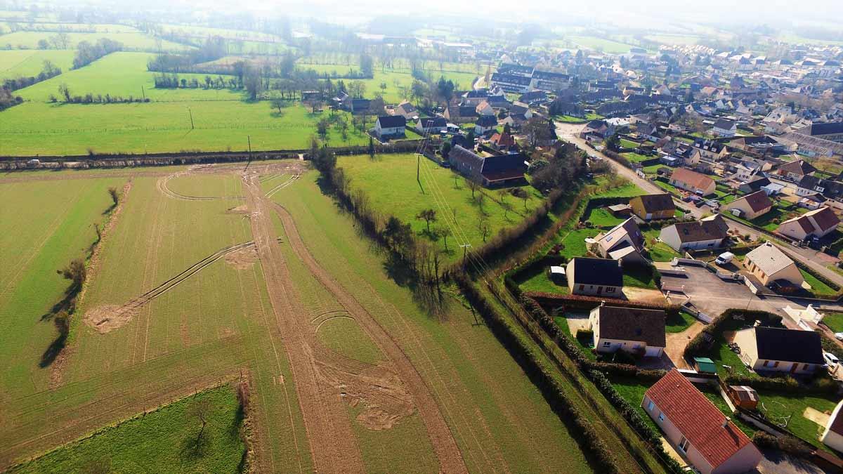 Lotissement Aunay sur Odon - photo- Tranche-1-resize